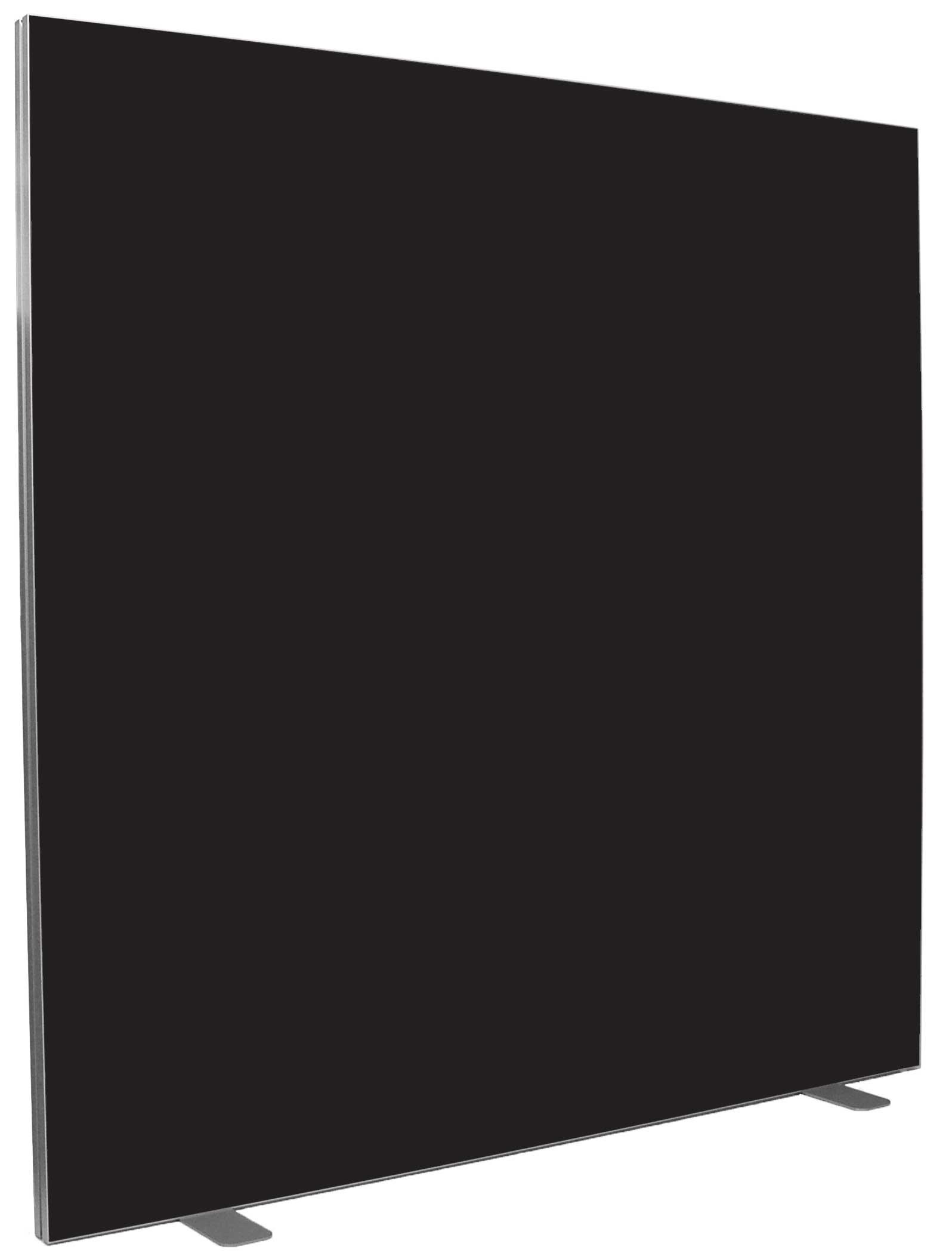 Stellwand schwarz 002