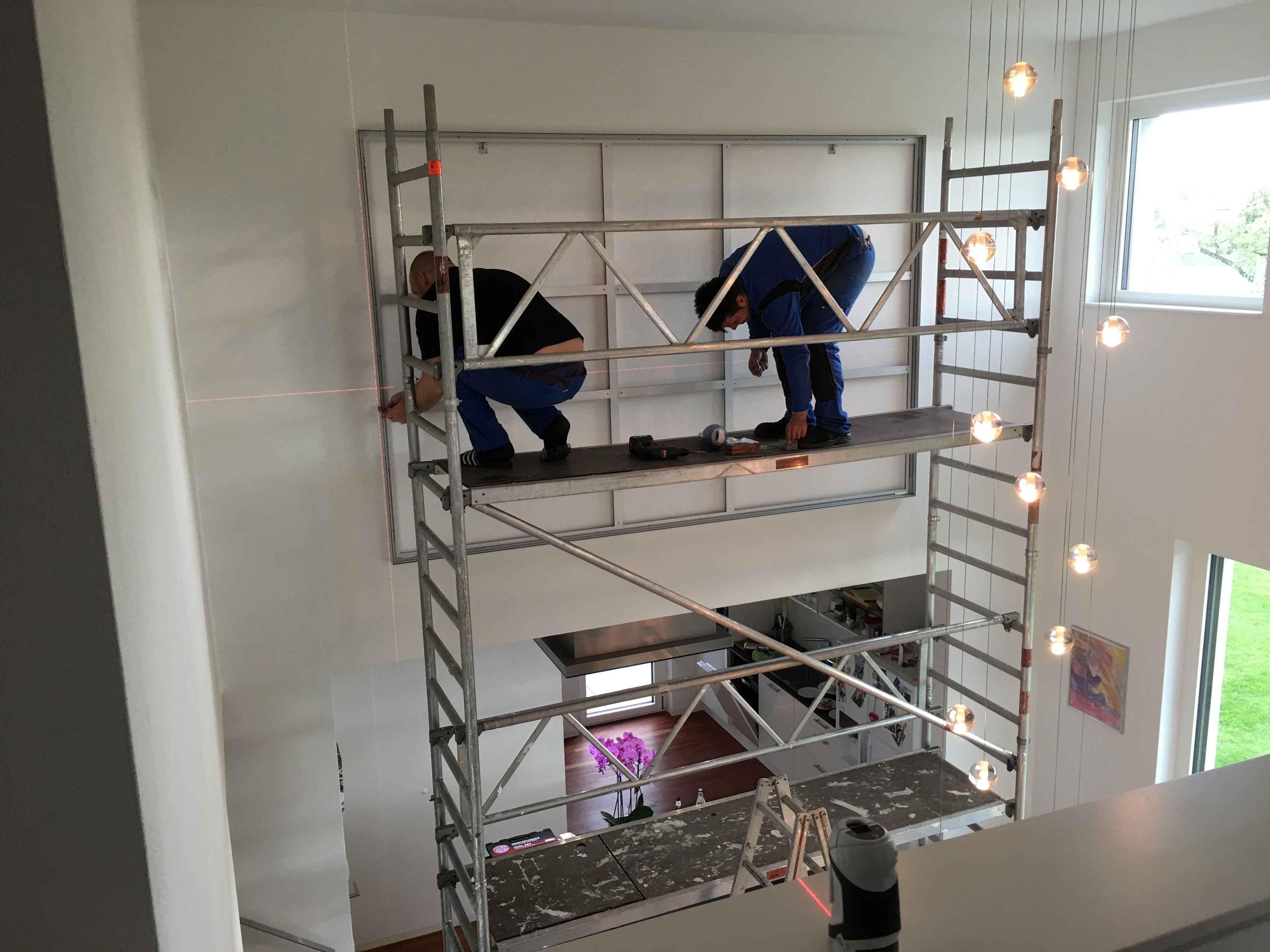 beispiele fotos akustik solutions. Black Bedroom Furniture Sets. Home Design Ideas