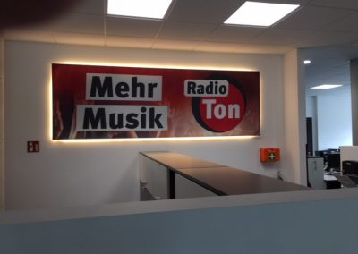 Radio-Sender Radio-Ton in Heilbronn