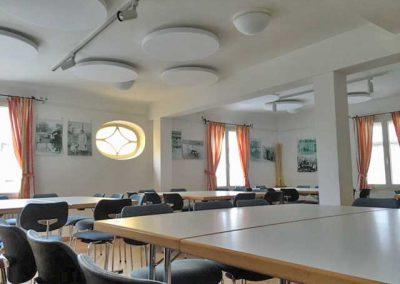 Leinfeldener Gemeindehaus